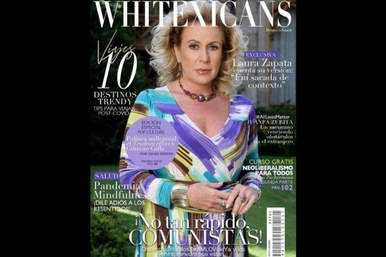 Internautas ríen con la 'revista' 'Whitexicans'