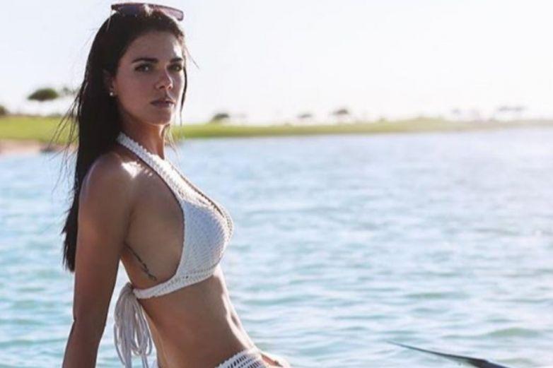 Video comprueba que Livia Brito sí estuvo en Cancún