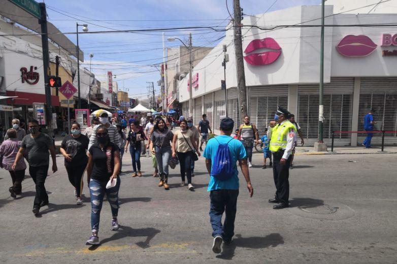 Realiza Seguridad Vial campaña de prevención para peatones