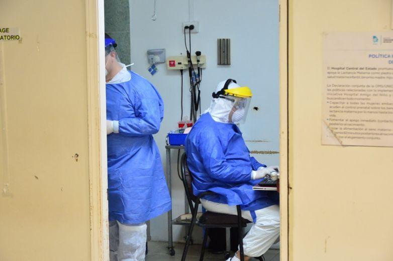 Realizan casi 20 mil pruebas de Covid-19 en el estado