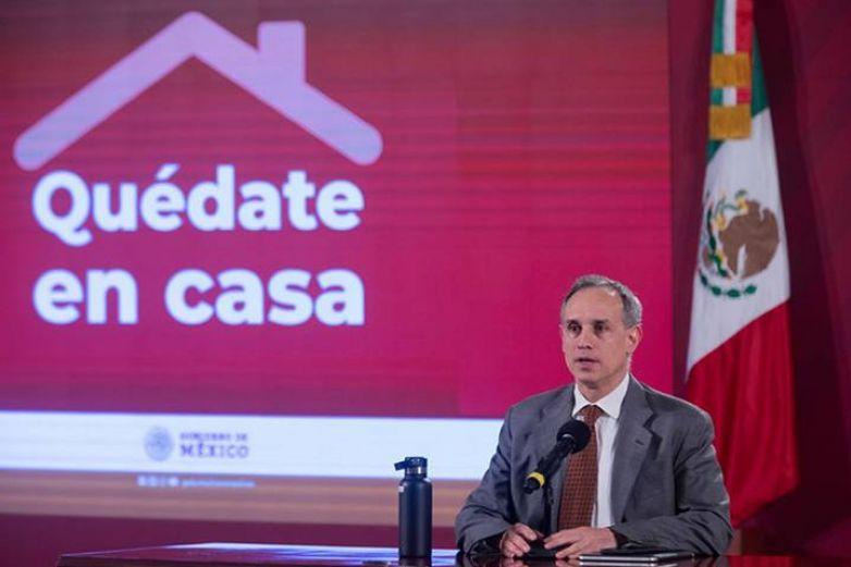 Senador panista solicita la renuncia de López-Gatell