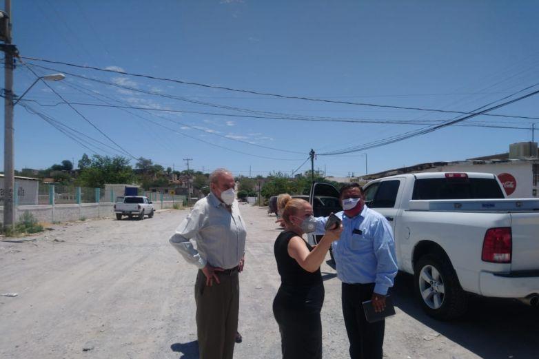 Demandan vecinos de la Pancho Villa pavimentación