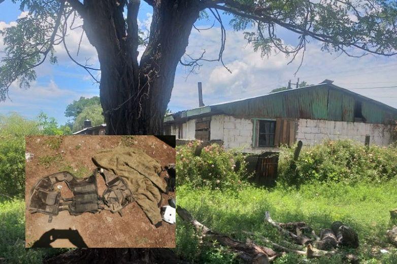 Ubican guarida de grupo criminal en Madera, Chihuahua