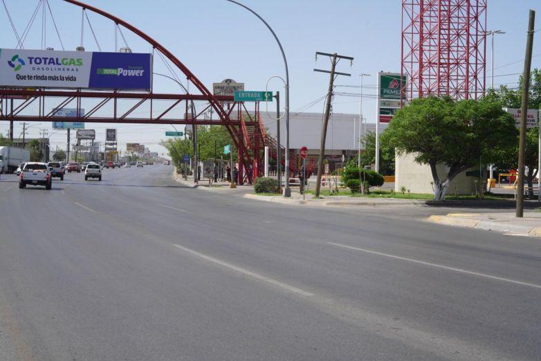 Cerrarán 2 carriles de la Tecnológico por obras de la JMAS