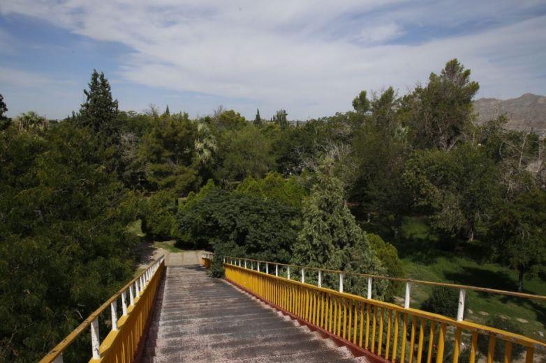 Avanzan proyectos ejecutivos sobre mega parque El Chamizal