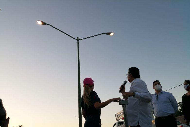 Avanza Juárez Iluminado 2020