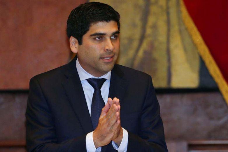 Renuncia el vicepresidente de Ecuador