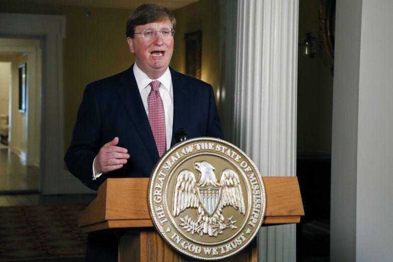 Legisladores de Mississippi se contagian de Covid