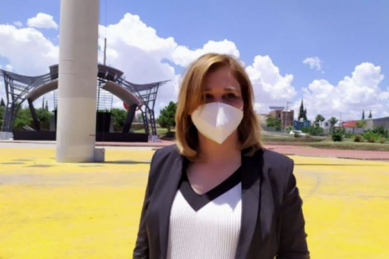 Reconoce Maru Campos a gobernador por detención de Duarte