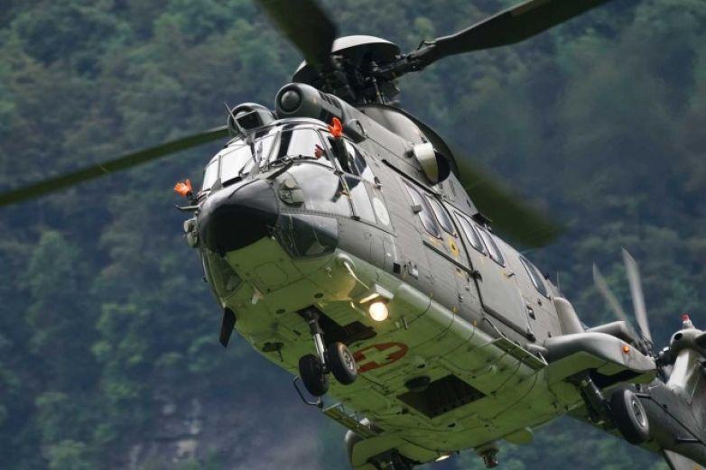 Desaparece helicóptero en la Amazonía peruana; llevaba alimentos