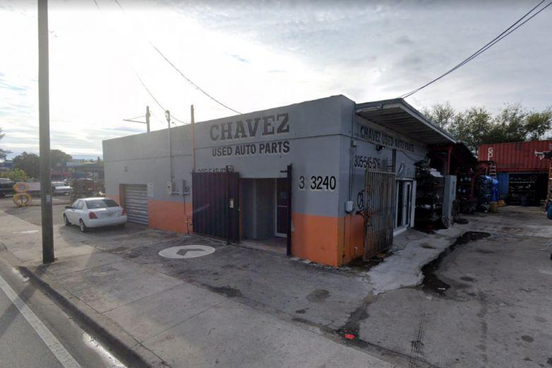 Operaba Duarte con prestanombres negocio de autopartes en Miami