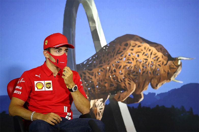 Ferrari en apuros y la temporada apenas comienza