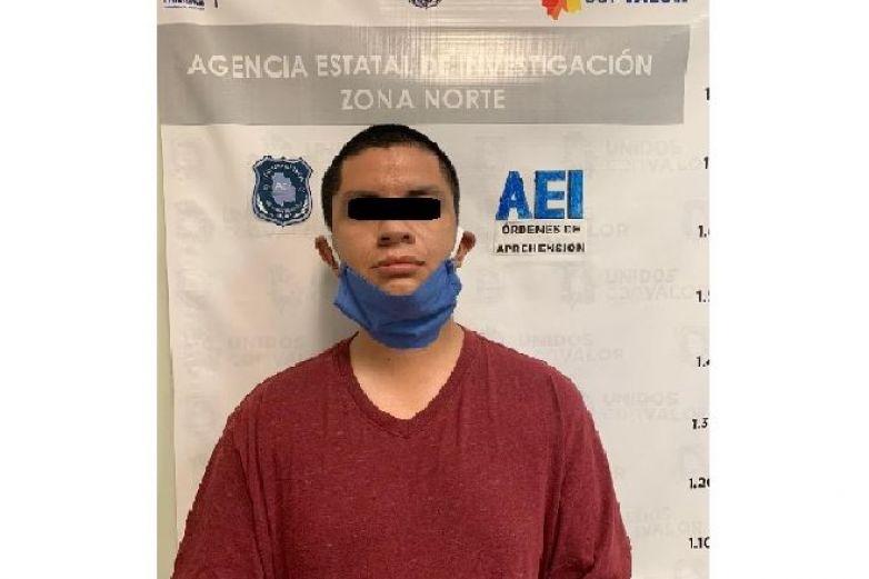 Lo arrestan acusado de abusar sexualmente de sobrino de 8 años
