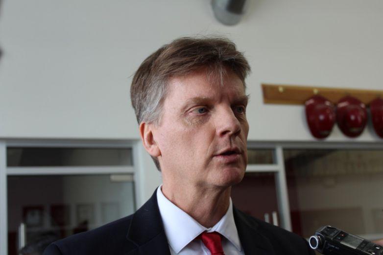 Deja John Tavenner el consulado de EU en Juárez