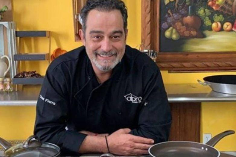 Tachan de 'sucio' a Omar Fierro ¡Nadie quiere su comida!