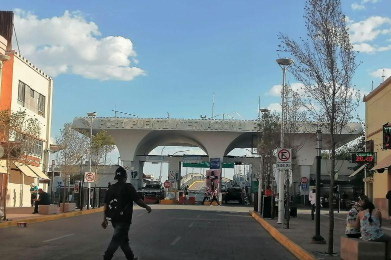 Sin filas en los puentes internacionales