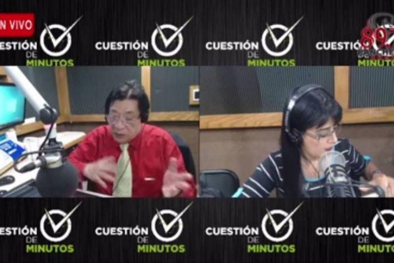 Condenan agresión a periodista en transmisión de radio