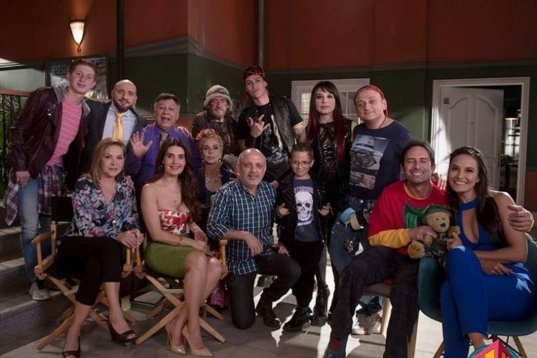 Agradece productor de 'Vecinos' apoyo del auditorio
