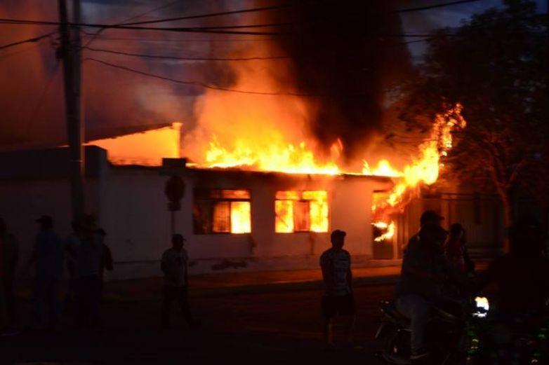 Arrestan a 16 personas por disturbios en Delicias