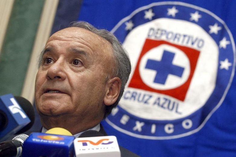 Billy Álvarez y su hijo suspendidos de la Cooperativa de Cruz Azul