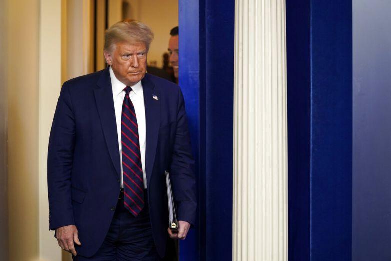 Demanda: Trump sigue bloqueando a detractores en Twitter
