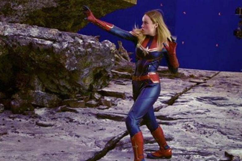 Comparten la rutina de la Capitana Marvel para ponerse en forma