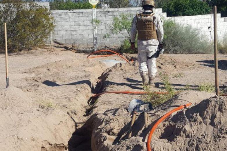 Detectan toma clandestina en poblado de San Isidro