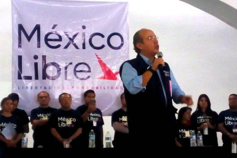 Desmiente México Libre petición al INE para retirar su registro