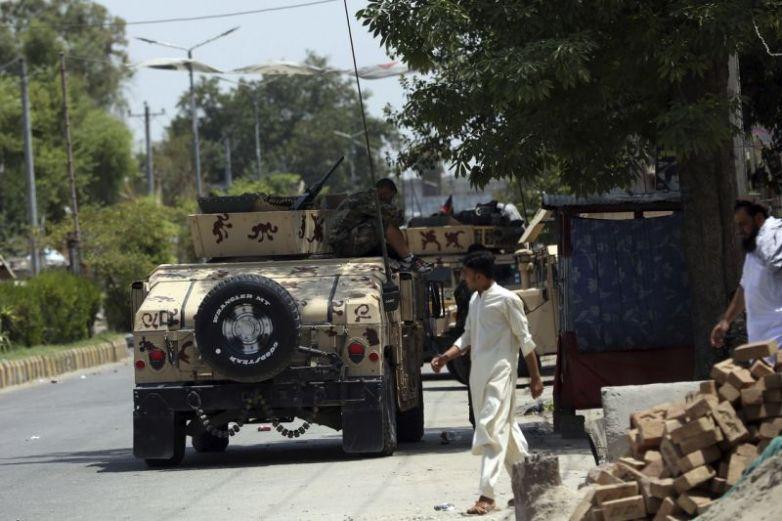 Estado Islámico ataca prisión en Afganistán; 29 muertos