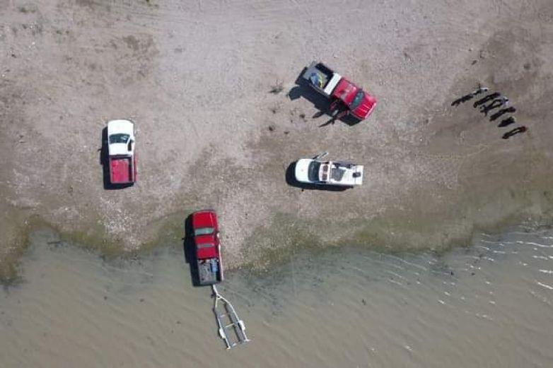 Termina operativo de búsqueda en La Laguna de Bustillos