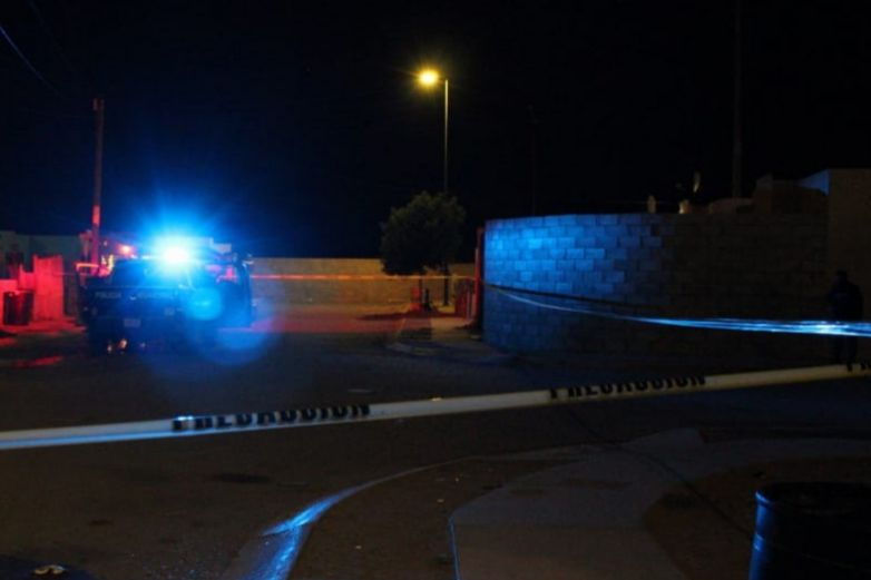 Asesinan a hombre en el fraccionamiento Del Valle