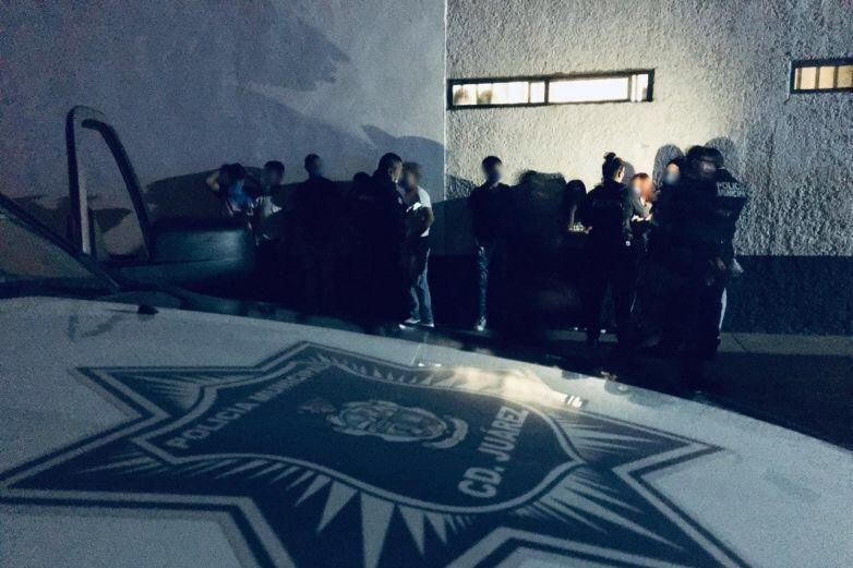 Desalojan a más de 300 personas de fiesta en Santa Teresa