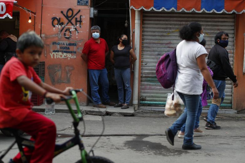México a punto de llegar a las 50 mil muertes por Covid