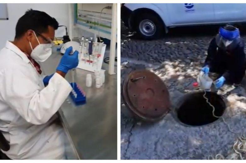 UNAM crea método para detectar rastros de Covid-19 en aguas residuales