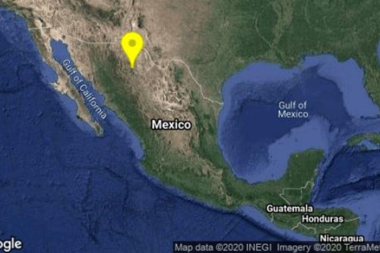 Tiembla en Chihuahua; es de magnitud 4.1