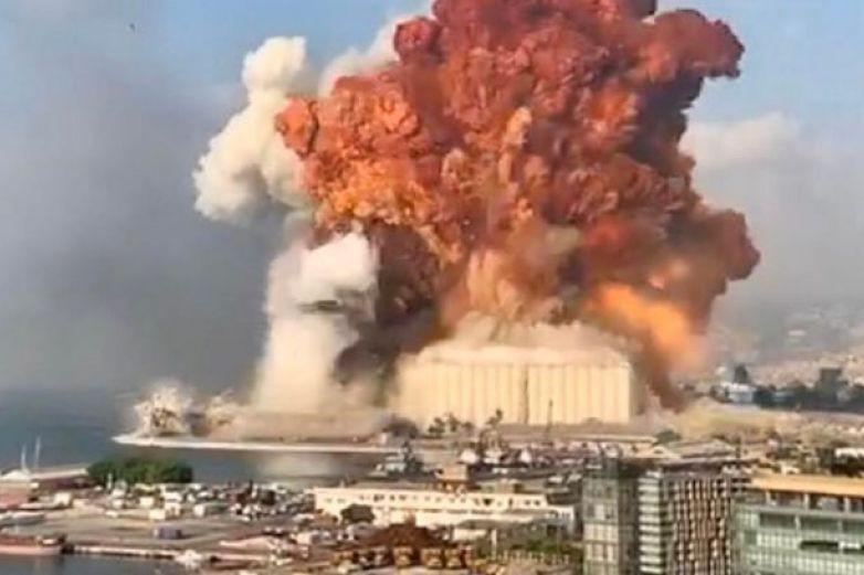 Muere secretario general de las Falanges Libanesas en explosión