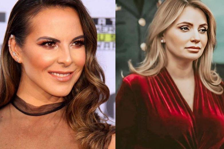 'No hizo nada', Kate del Castillo critica a Angélica Rivera como primera dama