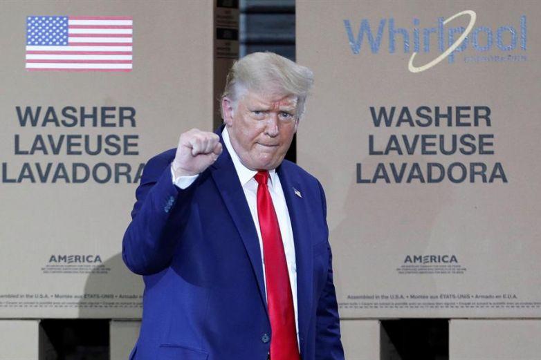 Prohíbe Trump cualquier negocio con TikTok a partir de 45 días