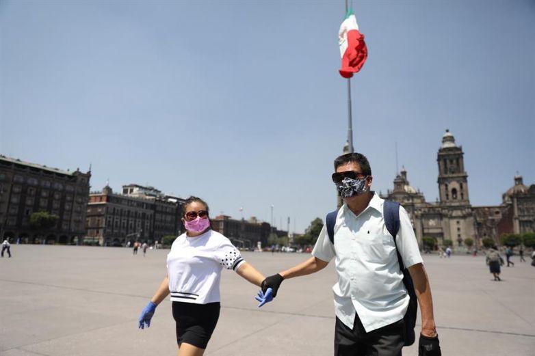Supera México las 50 mil muertes por Covid