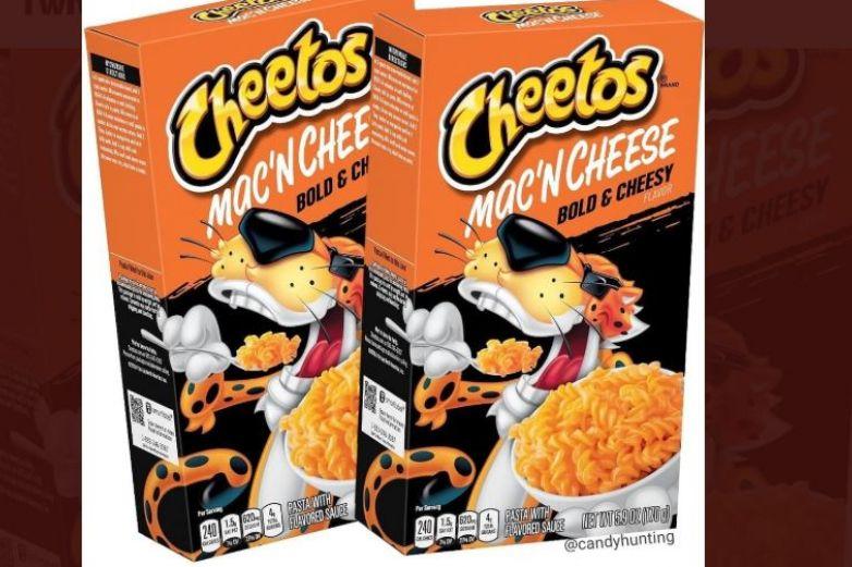Cheetos lanza su propia marca de 'Mac and cheese'
