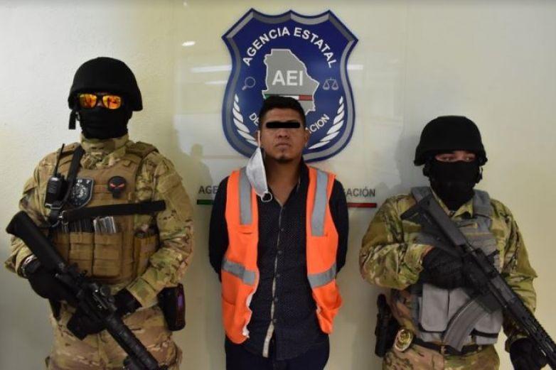 Cae presunto responsable de masacre en Riberas