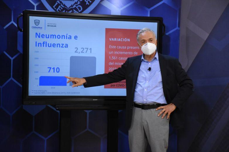 Anuncia Salud nueva estrategia vs Covid