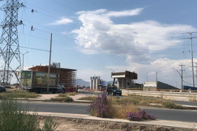 Al 53% construcción de puentes 'Justicia para Chihuahua'