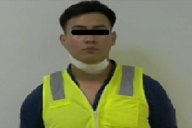 Vinculan a proceso penal a presunto asaltante