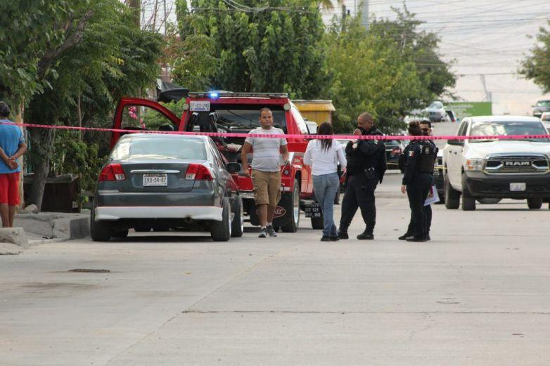Disparan vs vehículo en fraccionamiento Lomas de San José