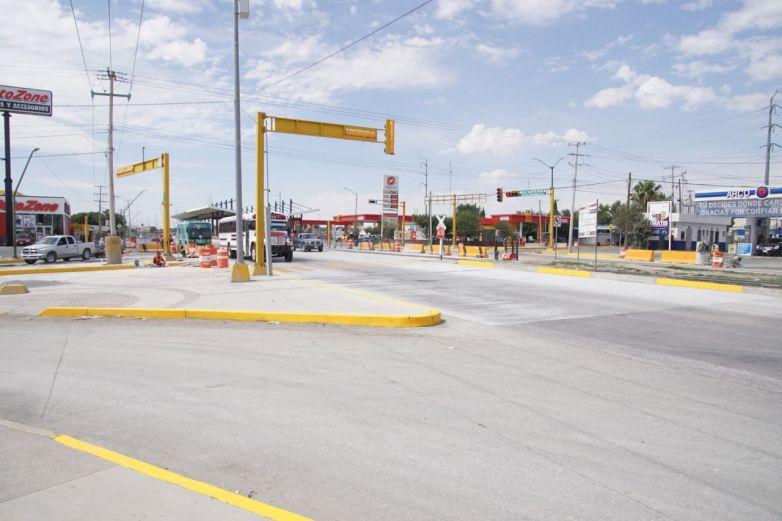 AplicaSeguridad Vial 14 mil metros de pintura en calles