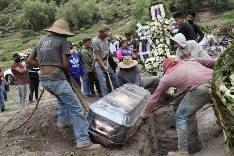 El 6 de julio, día más letal del Covid; cada hora mató a 27 personas