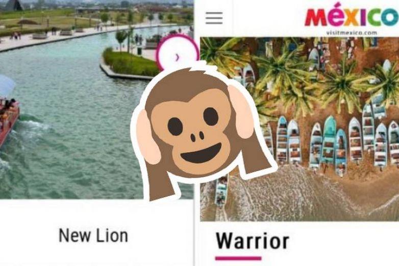 Nuevo León y Guerrero se convierten en New Lion y Warrior en portal VisitMéxico