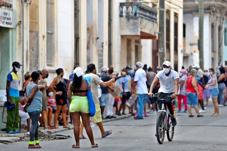 Cancela La Habana reapertura ante alza de contagios de Covid