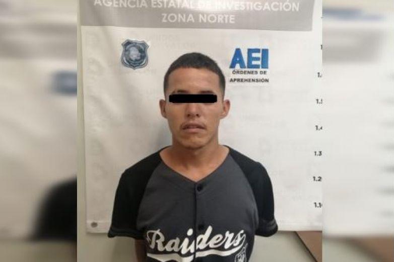 Arrestan a presunto homicida de mujer